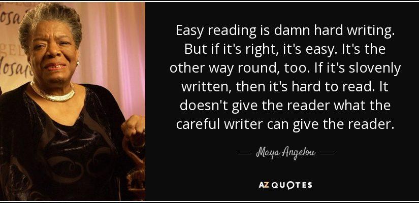 چرا کتاب خواندن سخت است.