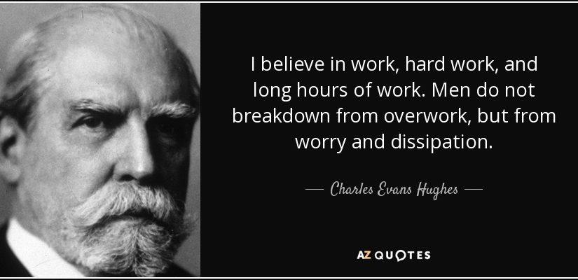 (پاسخ به) کدام را ترجیح میدهید؟ یک هفته کار (روزی ۱۵ ساعت) یک هفته استراحت یا هر روز ۸ ساعت؟