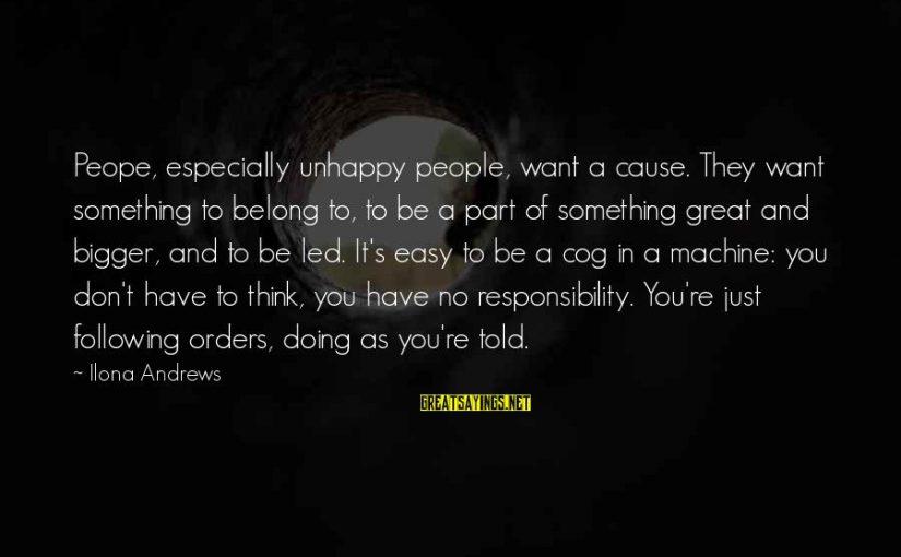 هر کسی باید کار درست خودش رو انجام بده هر چند به ضرر شماست!